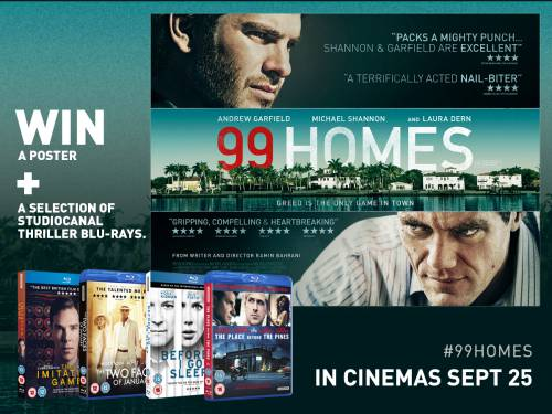 Win-99-Homes-poster-+-StudioCanal-Blu-ray-bundle!