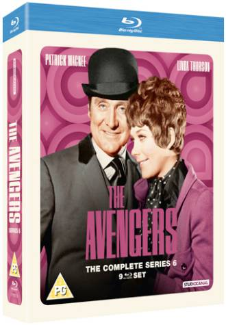 Win-1-of-2-The-Avengers-The-Complete-Series-6-Blu-rays