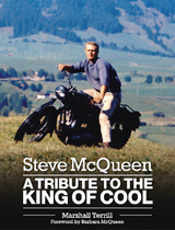 Steve-McQueen---A-Tribute-to-the-King-Of-Cool-book