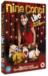 Win-1-of-3-copies-of-Nina-Conti-Live:-Dolly-Mixtures-on-DVD