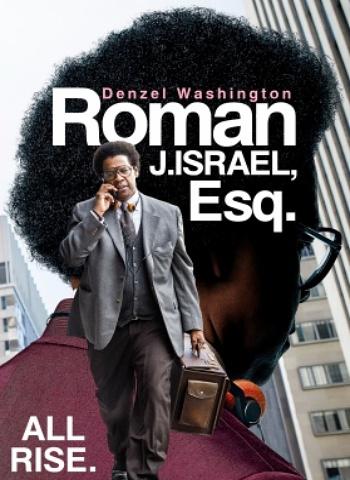 Image result for roman J israel film