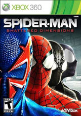 Spiderman:-Shattered-Dimensions
