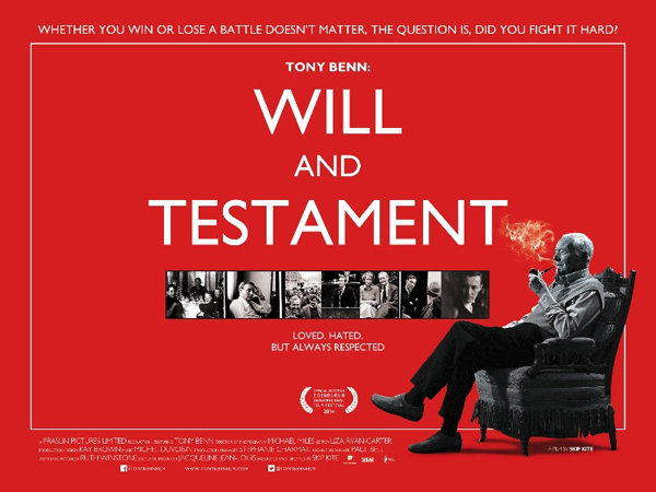 Tony-Benn:-Will-And-Testament