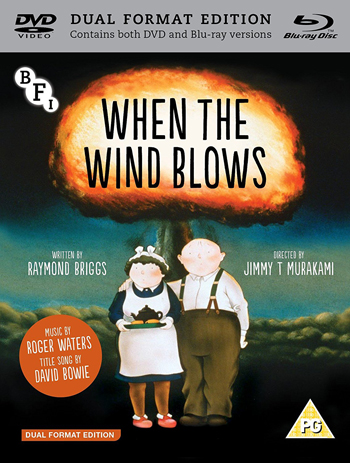 when the wind blows raymond briggs When the wind blows (dvd, 2005) i've always associated raymond briggs with children's books, until a friend suggested i read when the wind blows.