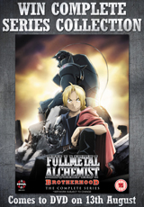 Win-copies-of-Fullmetal-Alchemist:-Brotherhood---Complete-Series-Collection