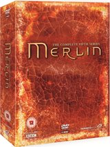 Win-1-of-2-Merlin-The-Complete-Series-5-Box-Set