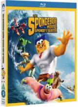 Win-1-of-3-SpongeBob-Movie:-Sponge-Out-Of-Water-Blu-rays