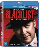 Win-1-of-3-The-Blacklist:-The-Complete-Second-Season-DVDs