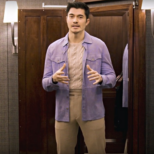 Henry Golding identified with identity struggle of Monsoon character - Film News
