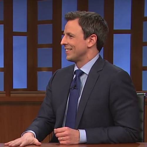 Seth-Meyers-and-wife-expecting-first-child