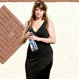 Kirstie-Alley-astounded-by-placid-partner