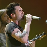 Levine-very-close-with-Aguilera