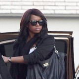 Bobbi-Kristina�s-�behaviour-not-normal�