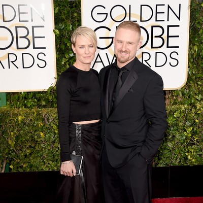 Robin-Wright-�engaged-to-Ben-again�