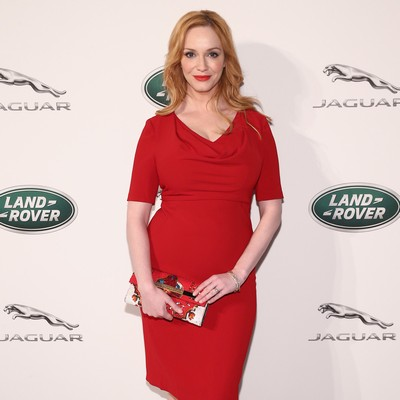 Christina-Hendricks:-Mother-taught-me-how-to-argue