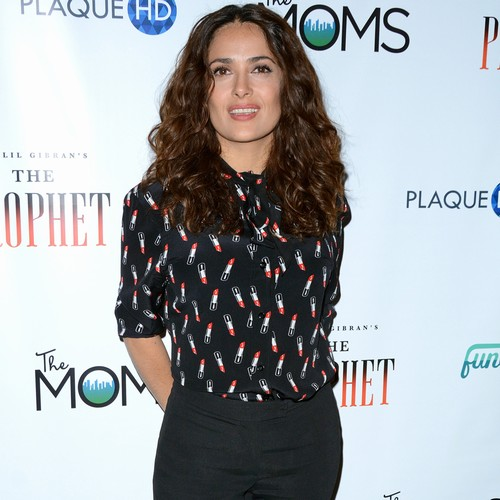 Salma-Hayek:-Tears-are-no-use-on-charity-missions