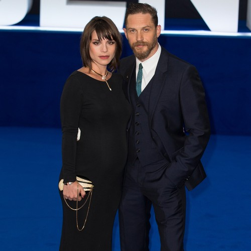 Tom-Hardy-to-become-dad-again