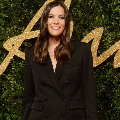 Liv-Tyler:-Godfather-David-Beckham-gives-great-gifts