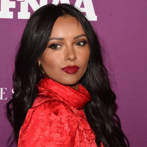 Prince once advised Kat Graham to be her own biggest fan - Film News